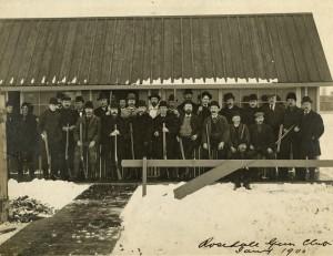 Rosedale Gun Club 1900